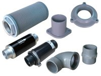 Side Channel Blowers - Accessories